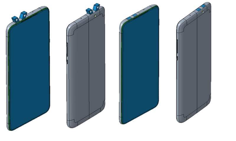 Altro che ripetitori 5G, le vere antennine le ha questo smartphone brevettato da Xiaomi! (foto)