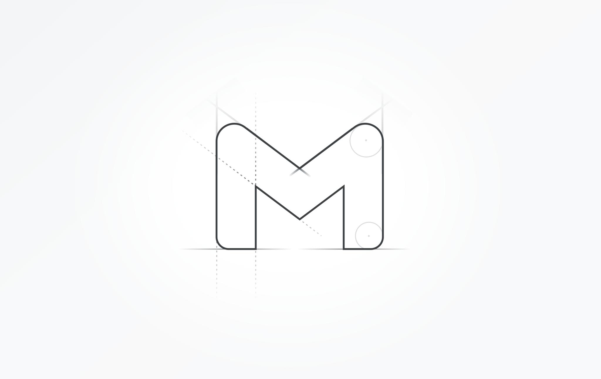 Questo potrebbe essere il nuovo logo di Gmail: continua l'evoluzione del popolare client (foto)