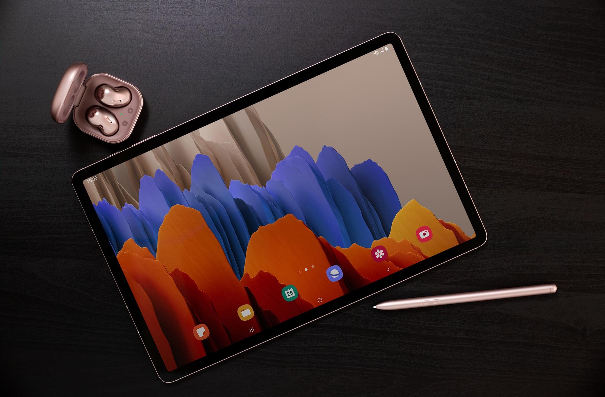 Samsung vuole portare su Galaxy Tab S7 una delle funzioni più ammirate degli iPad
