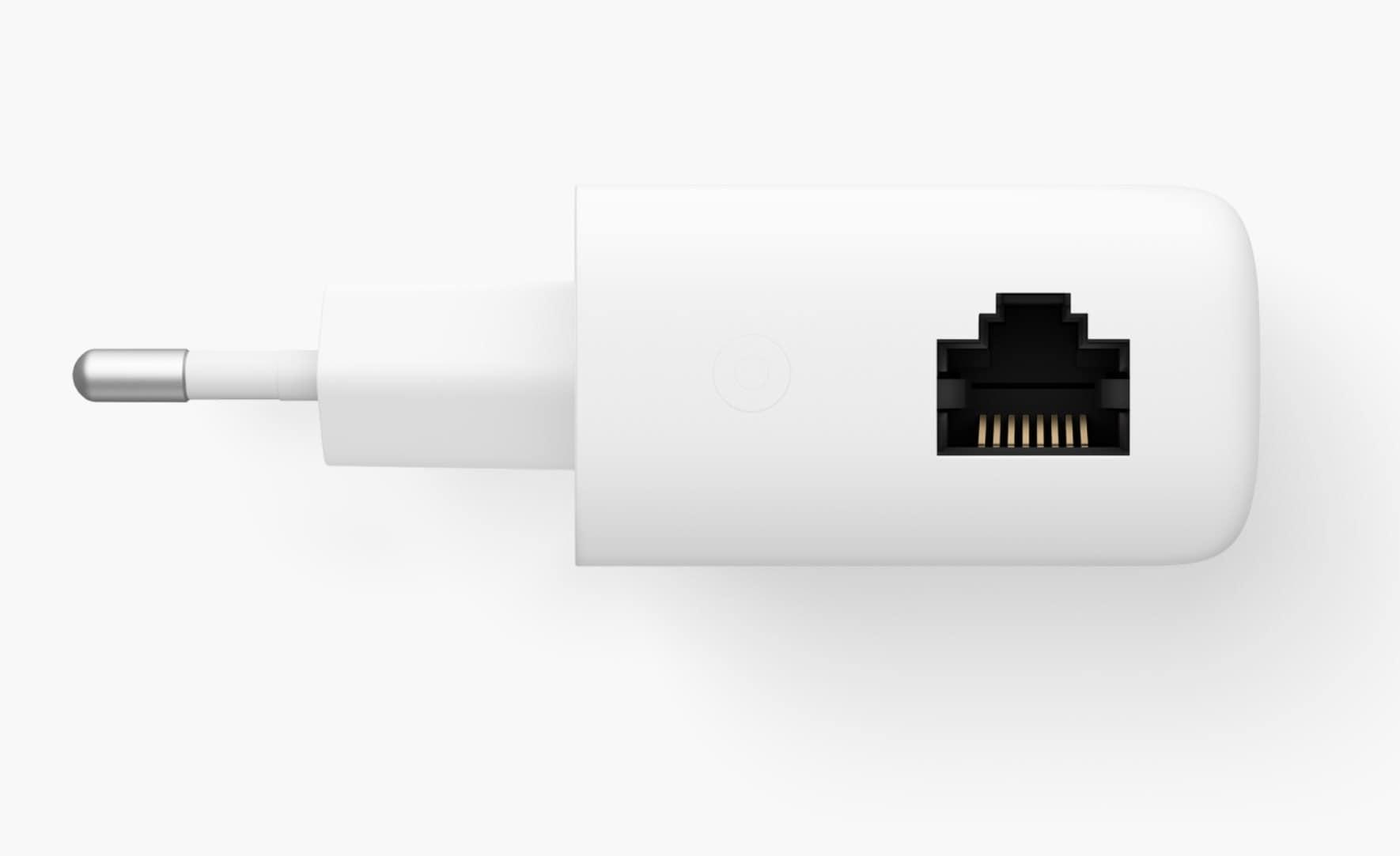 C'è un adattatore Ethernet ufficiale per Chromecast con Google TV, ma costa caro