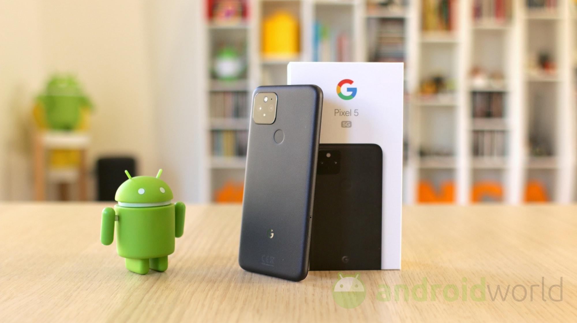La nuova Google Camera di Pixel 5 arriva anche per gli altri Pixel (foto)