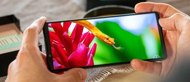 Xperia 1 III: maggiore luminosità del display e migliore fotocamera selfie per il top di gamma Sony del futuro
