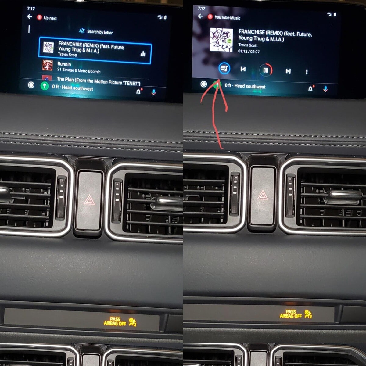 YouTube-Music-for-Android-Auto-Playlist-Button