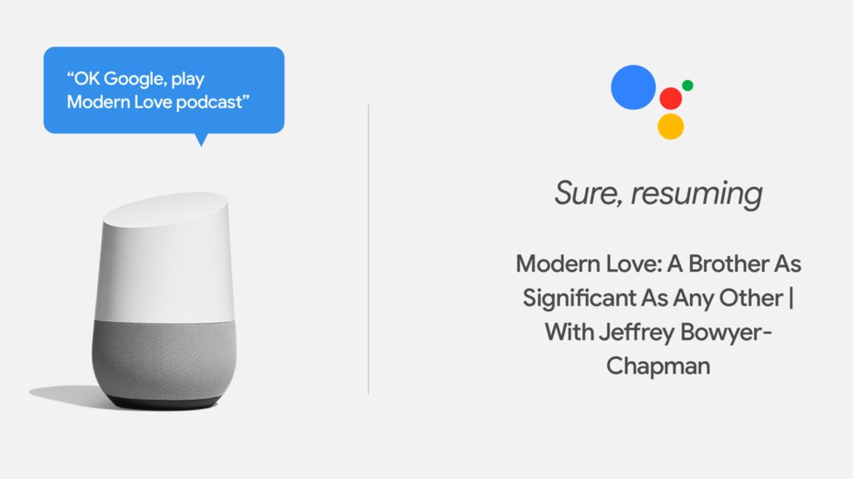 In Google Assistant ora è possibile impostare un servizio di podcast preferito (foto)