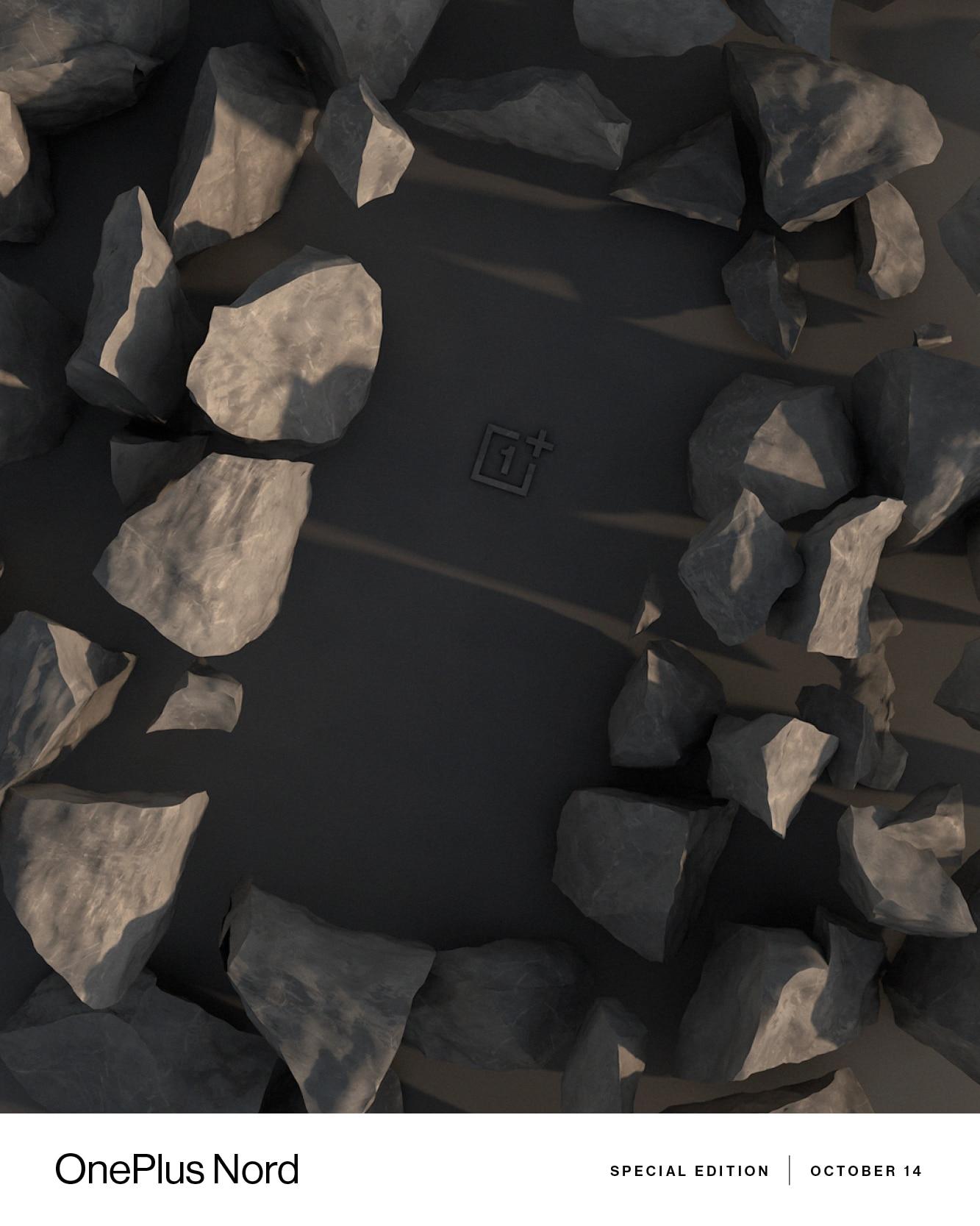 Il 14 ottobre arriverà una Special Edition di OnePlus Nord, potrebbe far felici i fan della prima ora (foto)