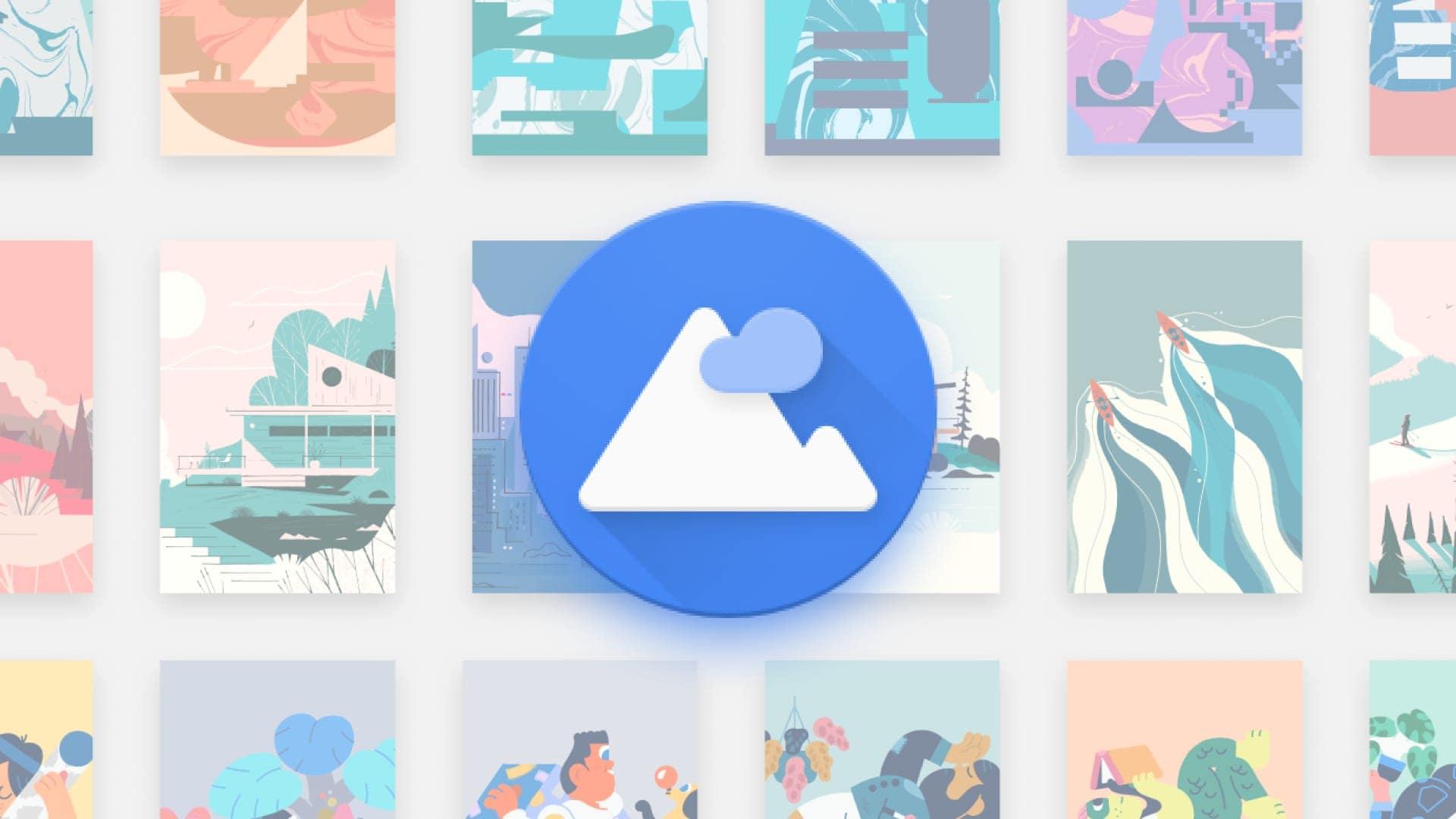 Stufi dei soliti sfondi? Google pubblica in blocco una serie di immagini per svecchiare PC e smartphone (foto)