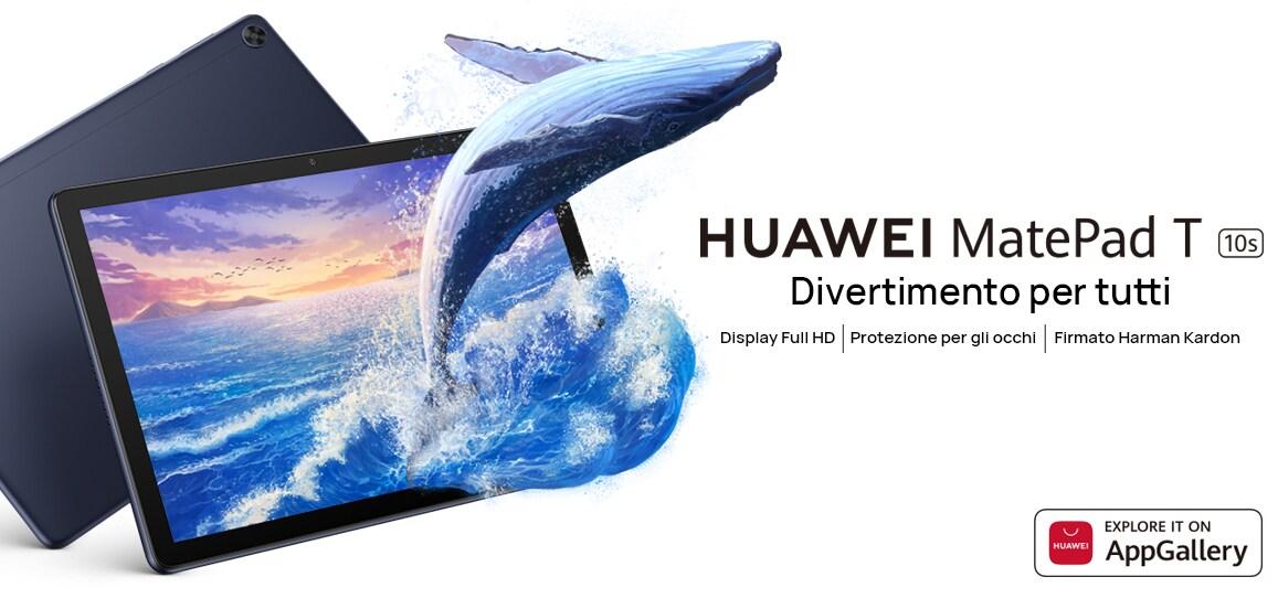 Nuova offerta LAMPO per Huawei MatePad T …