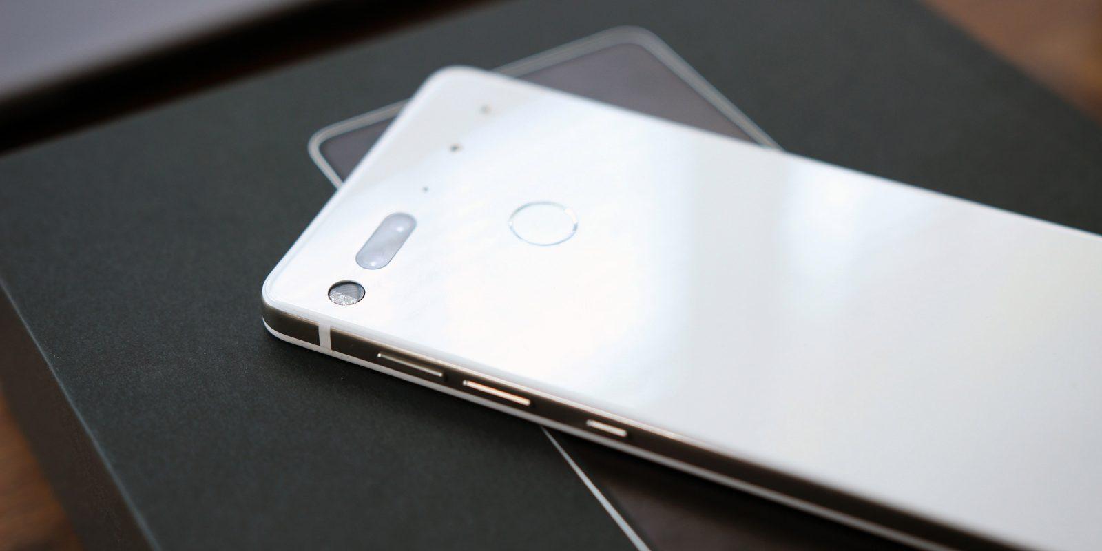 Vi sentite orfani di Essential Phone? Nel 2021 arriverà OSOM, una nuova azienda centrata sulla Privacy (video)