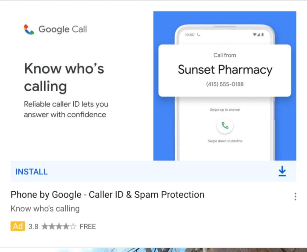 google-call