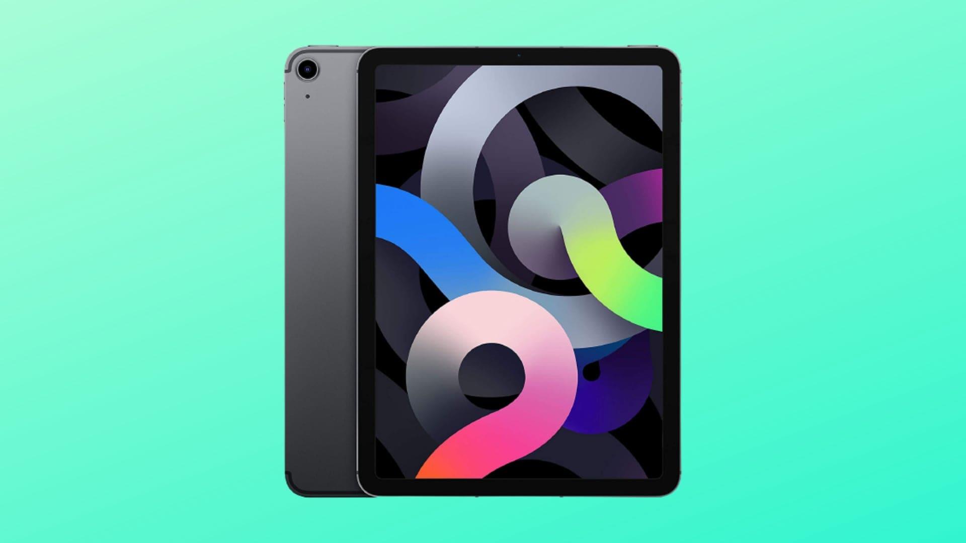 Per l'iPad Air con schermo OLED ci sarà da aspettare ancora un po'