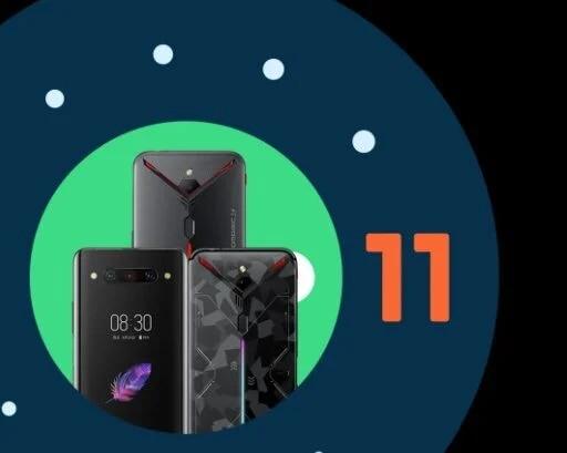 Android 11 su Nubia Z20 e Red Magic 3/3S: dove e quando?