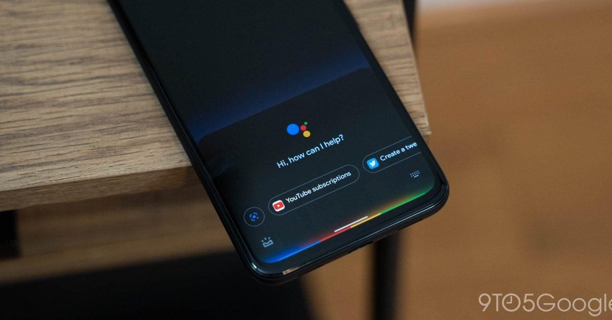 L'interfaccia unificata di Google Assistant arriva per tutti gli smartphone Android