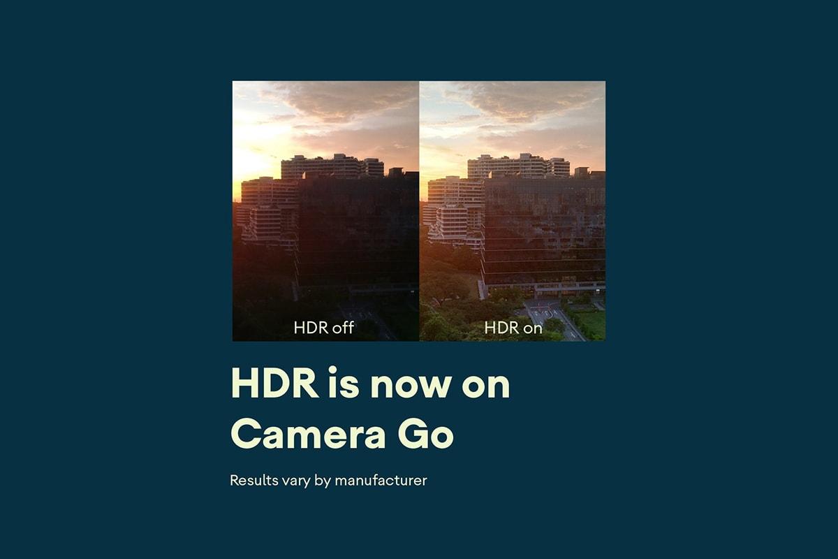 Google Camera Go si aggiorna con una gradita funzionalità