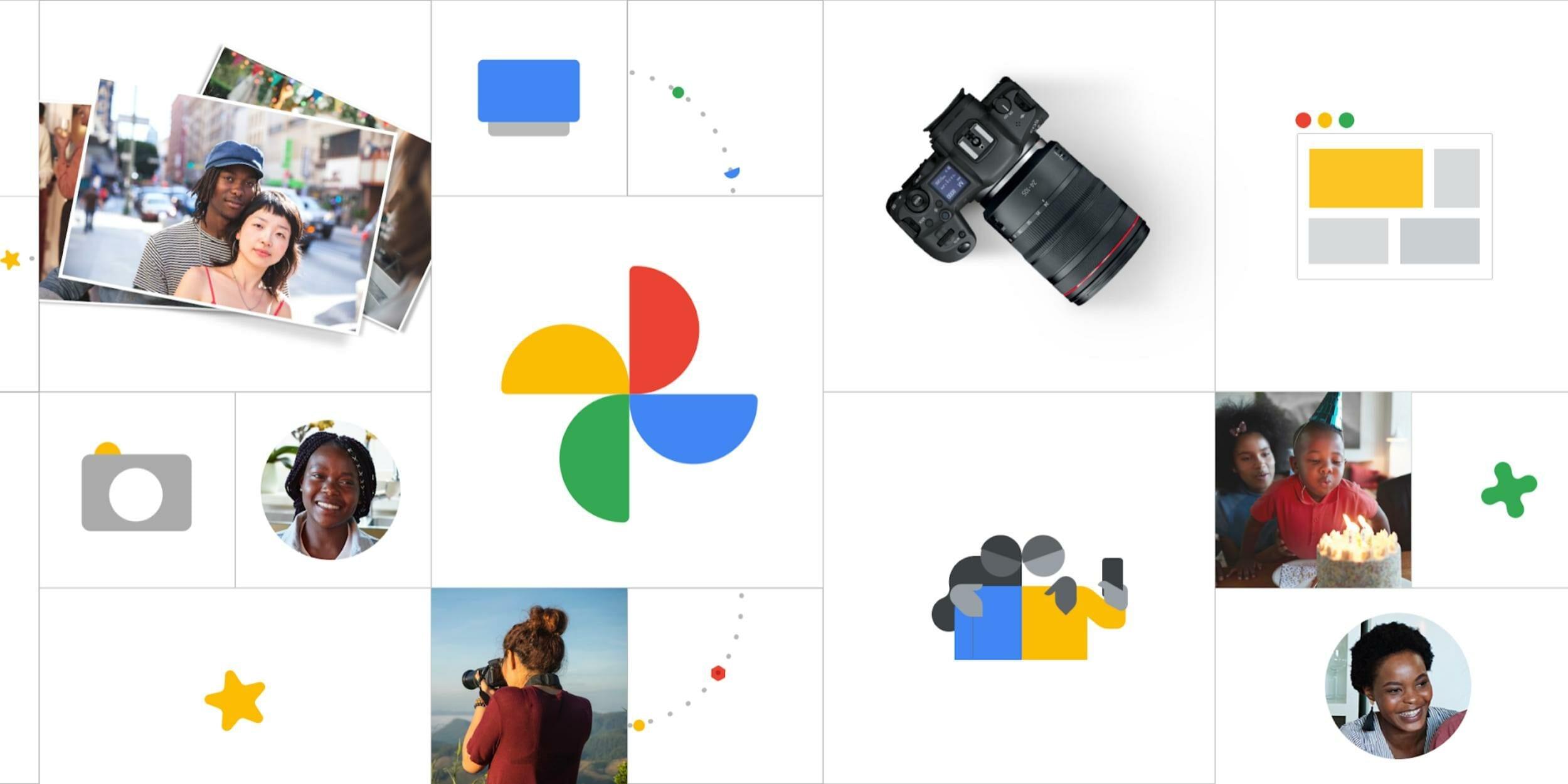 Google si dedica al miglioramento della versione web di Google Foto (foto)
