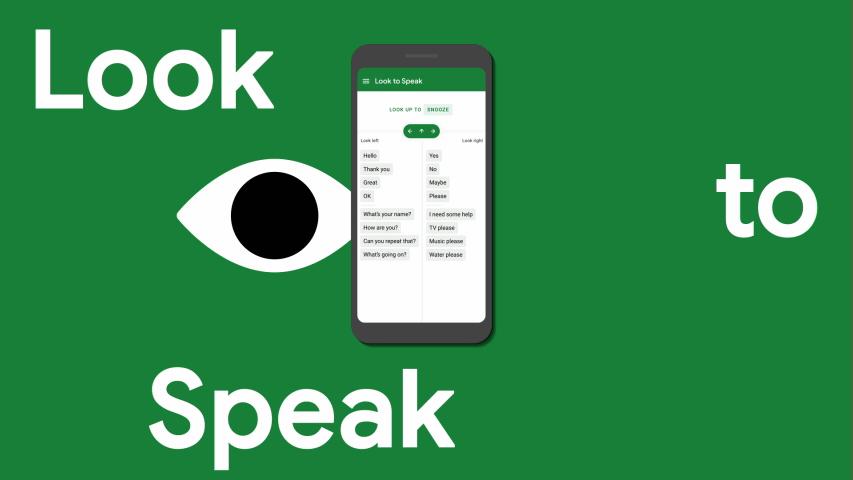 Google lancia un nuovo strumento di accessibilità per chi non può parlare né usare le mani (video)