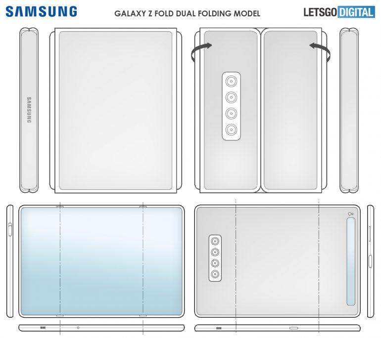 samsung-tri-fold-smartphone-770×684