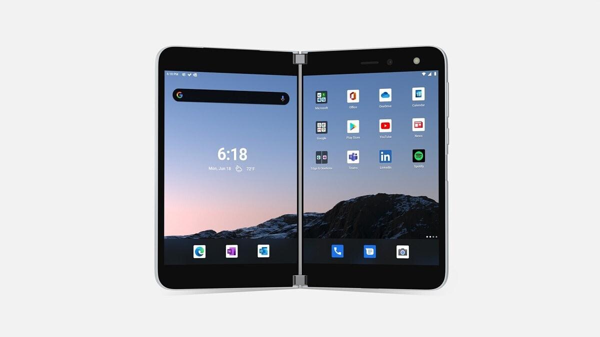Finalmente anche Surface Duo è pronto a ricevere Android 11