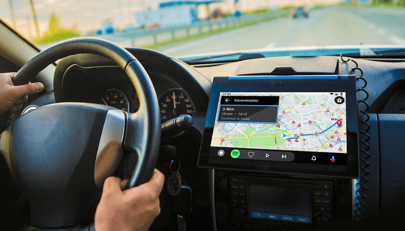 Android Auto: Gaia GPS e MapFactor al lavoro sulla compatibilità