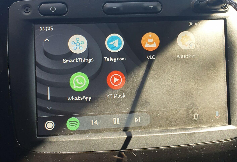 Android Auto: arrivano le icone di Whats …