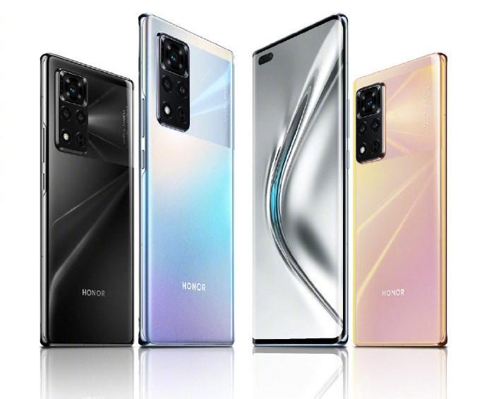 Honor V40 5G ufficiale: svelato il primo smartphone top di gamma dopo l'addio con Huawei (foto)