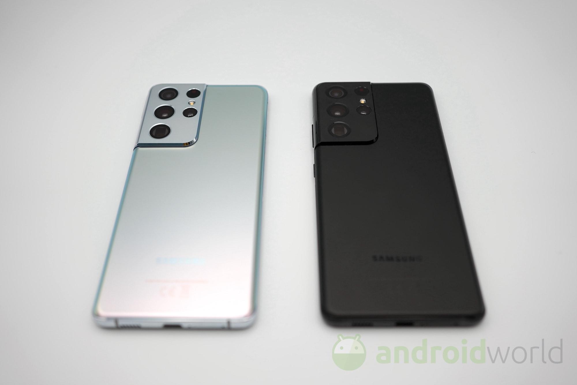 Ecco cosa invidiare alla versione cinese di Galaxy S21 (foto)