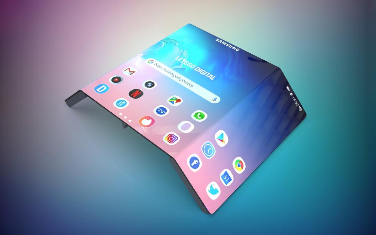 Samsung conferma: i display arrotolabili sono in fase di lavorazione e non tarderanno molto ad arrivare