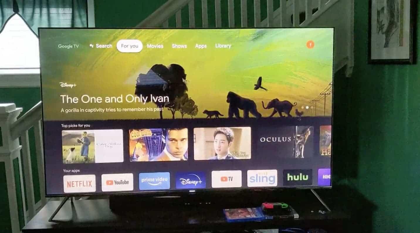 Controllerete il vostro Android col volto, e la (Google) TV col Android