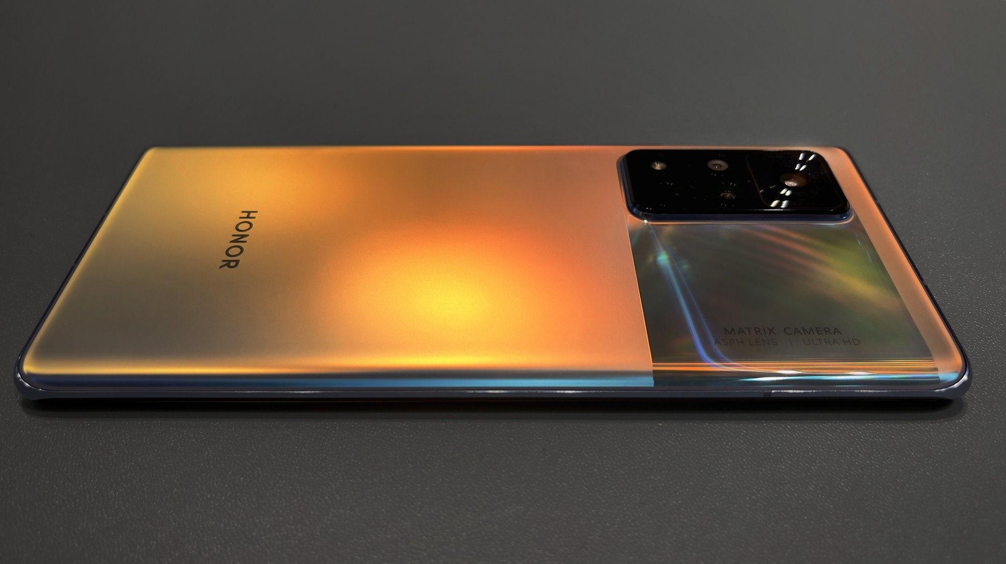 Honor V40 5G: il primo smartphone da indipendente sarà elegante e centrato sul gaming (foto) (aggiornato: prezzo di lancio) | AndroidWorld