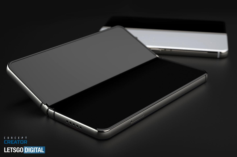 Samsung al lavoro su un nuovo smartphone pieghevole molto particolare