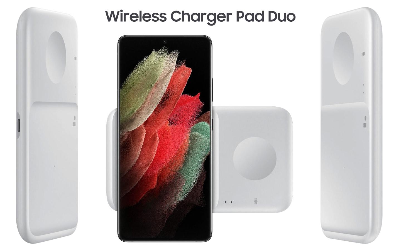 Non solo Galaxy S21: ecco i nuovi Wireless Charger che sta per lanciare Samsung (foto)