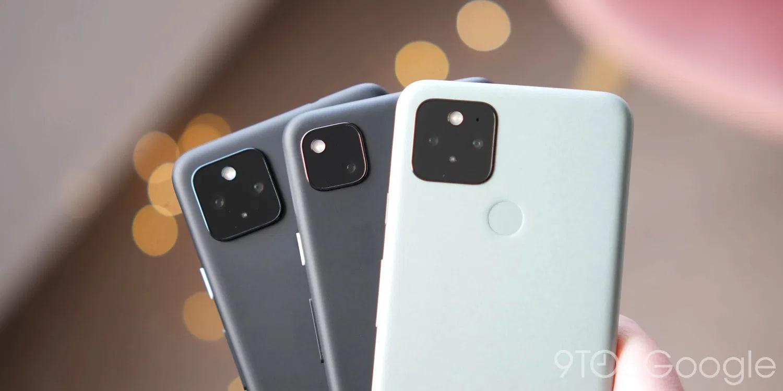 Google Pixel ricevono degli esclusivi e colorati nuovi sfondi (foto)