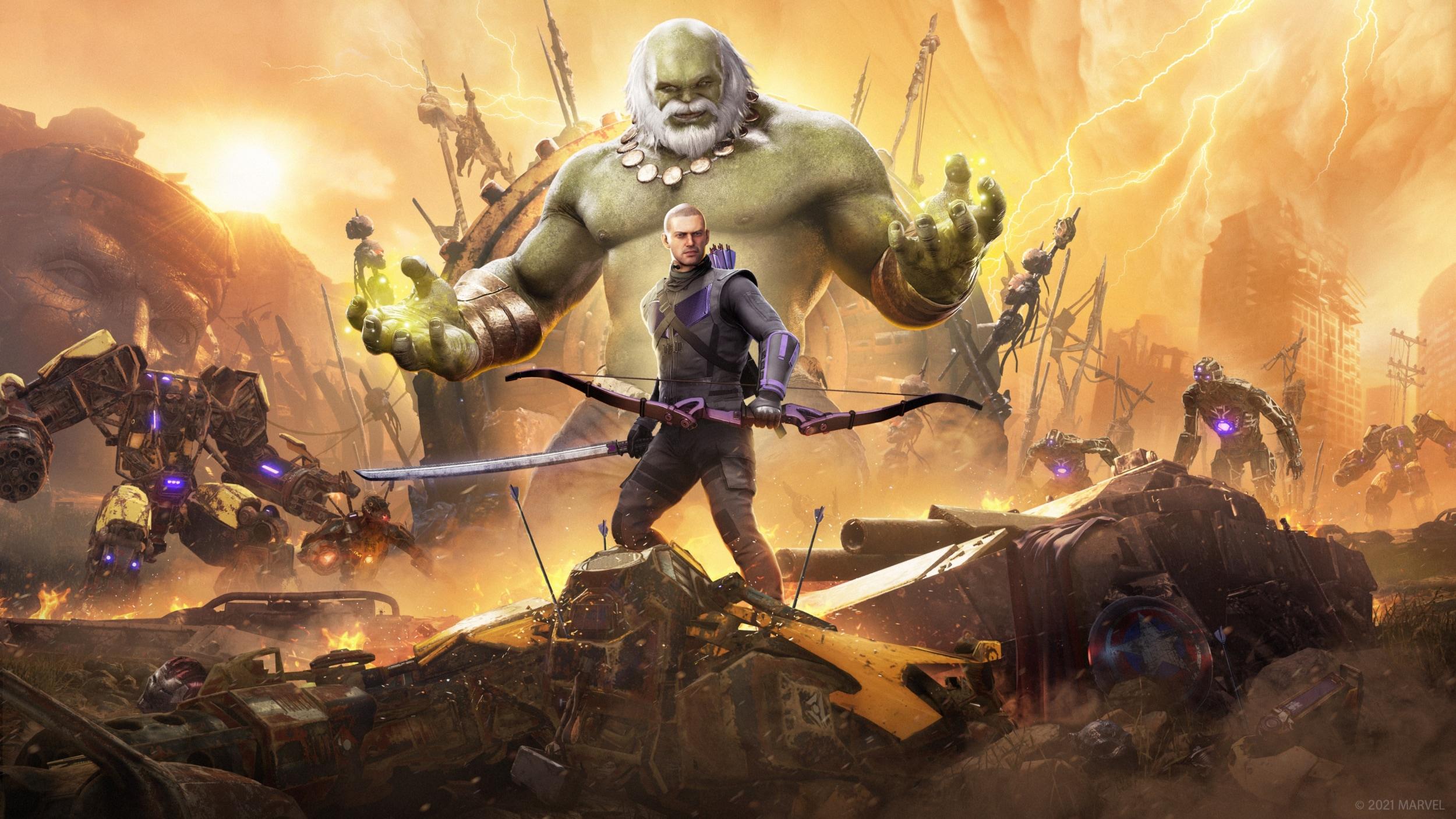 Marvel's Avengers arriva su PS5 e Xbox Series X insieme ad un nuovo supereroe! (video e foto)