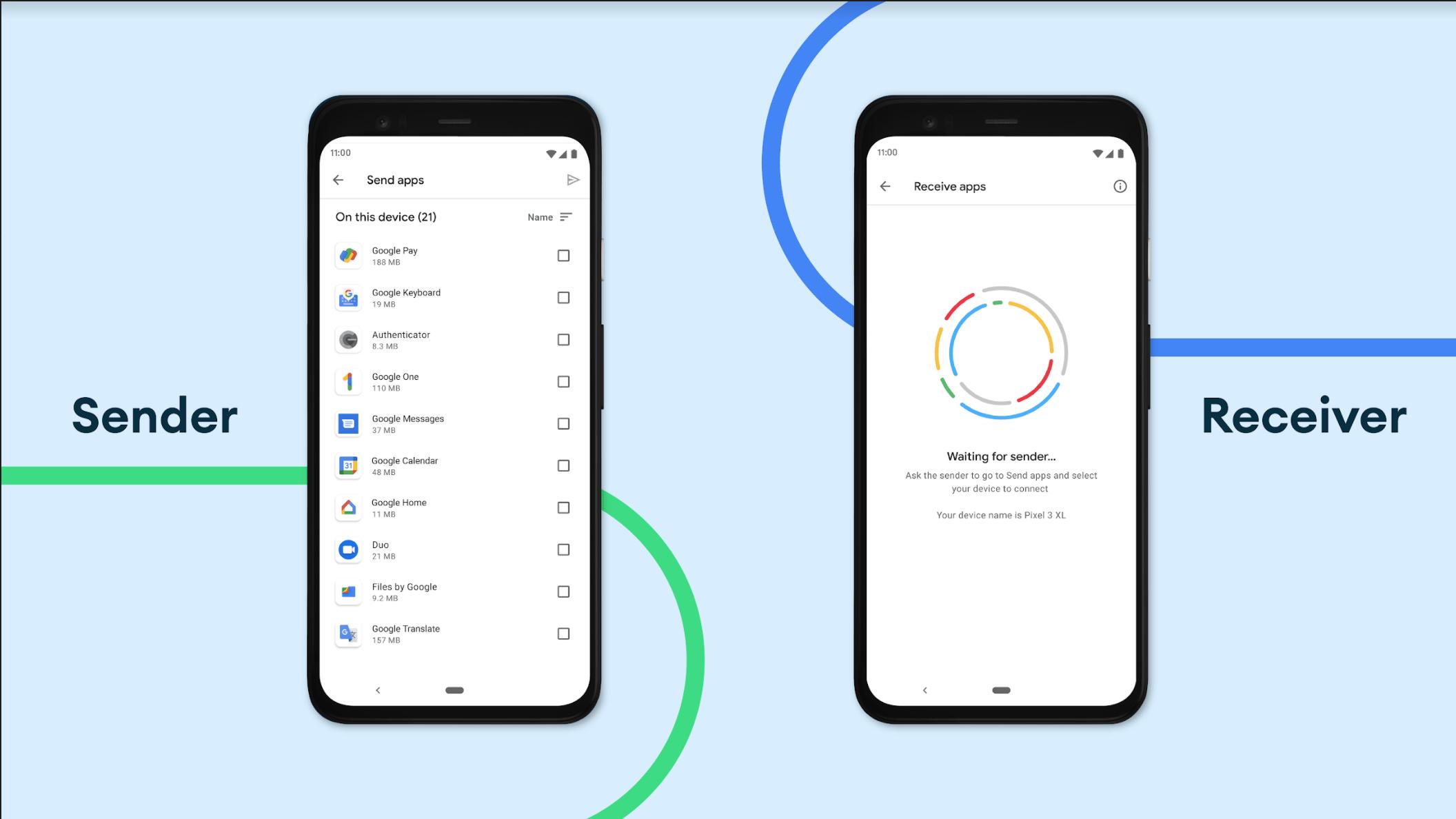 Ora il Play Store permette di inviare e ricevere app con Google Nearby Share, avete ricevuto la novità? (foto)
