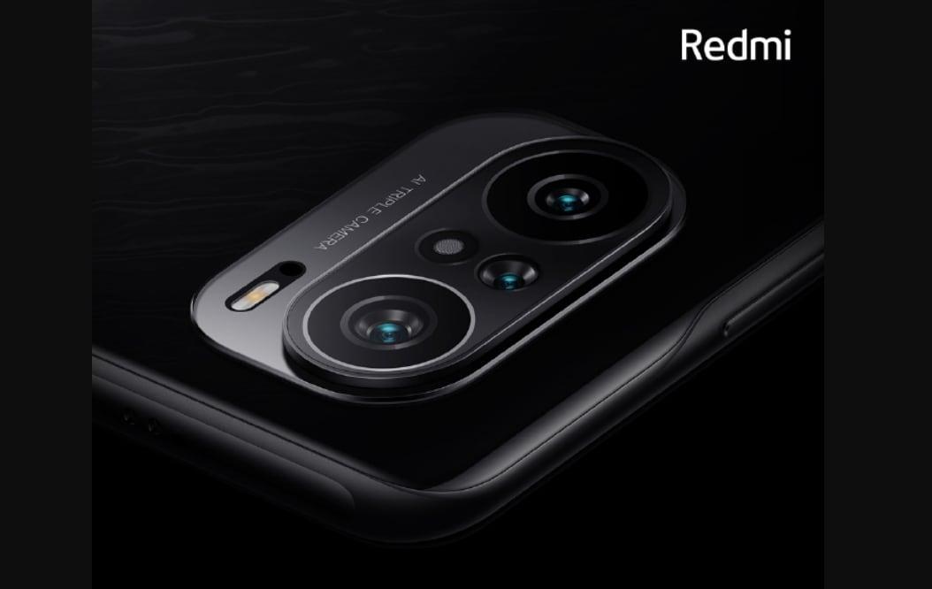 Redmi K40: teaser trailer rivela il design delle sue tre fotocamere posteriori