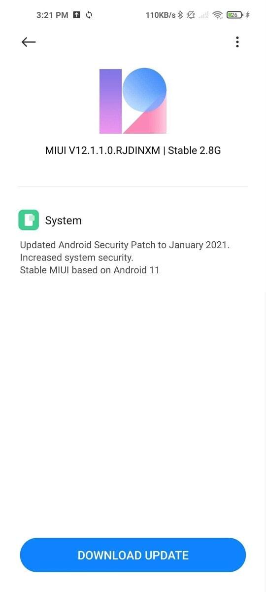 Xiaomi-Mi-10T-Android-11-OTA