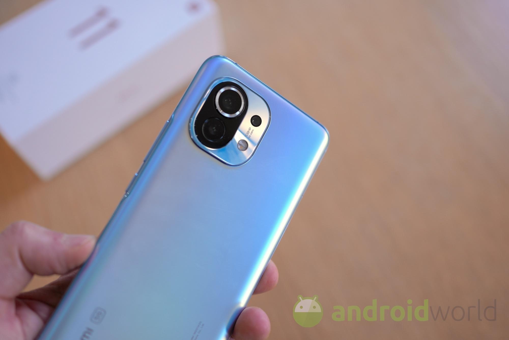 La fotocamera frontale di Xiaomi Mi 11 � …