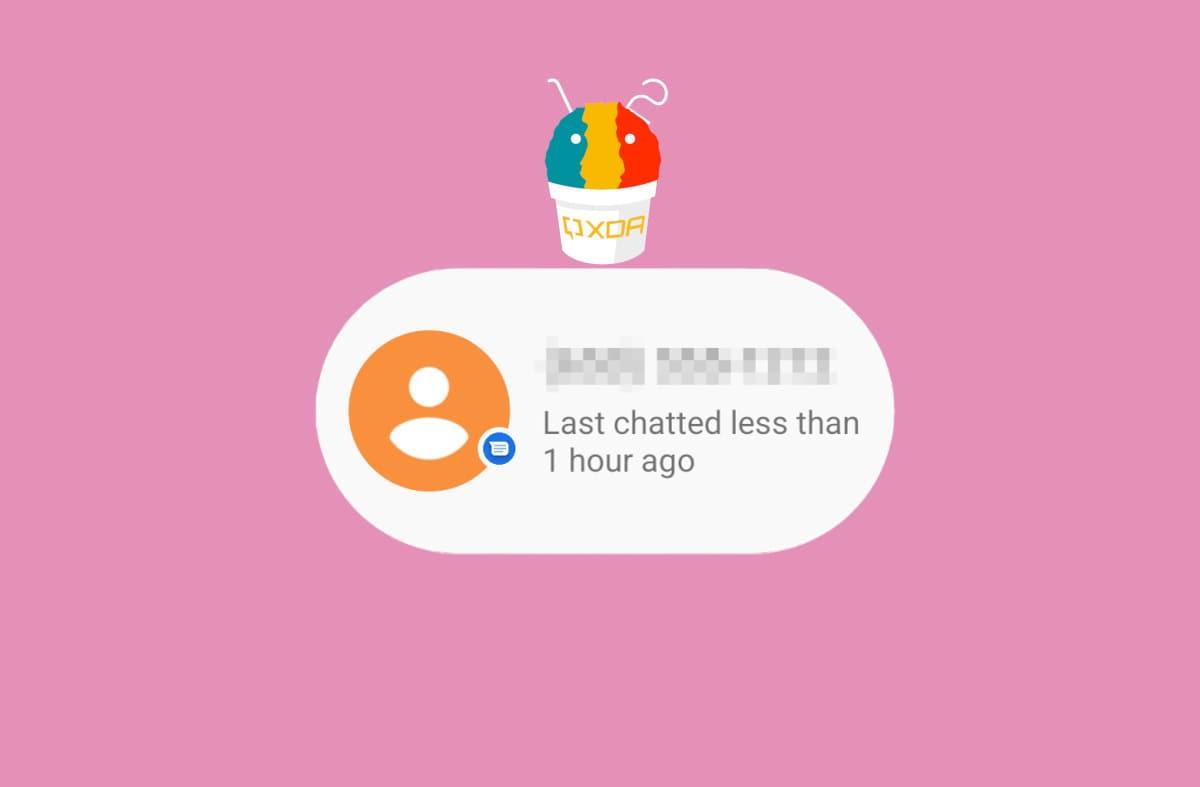 Un nuovo widget Conversazioni è stato scovato in Android 12 (foto)