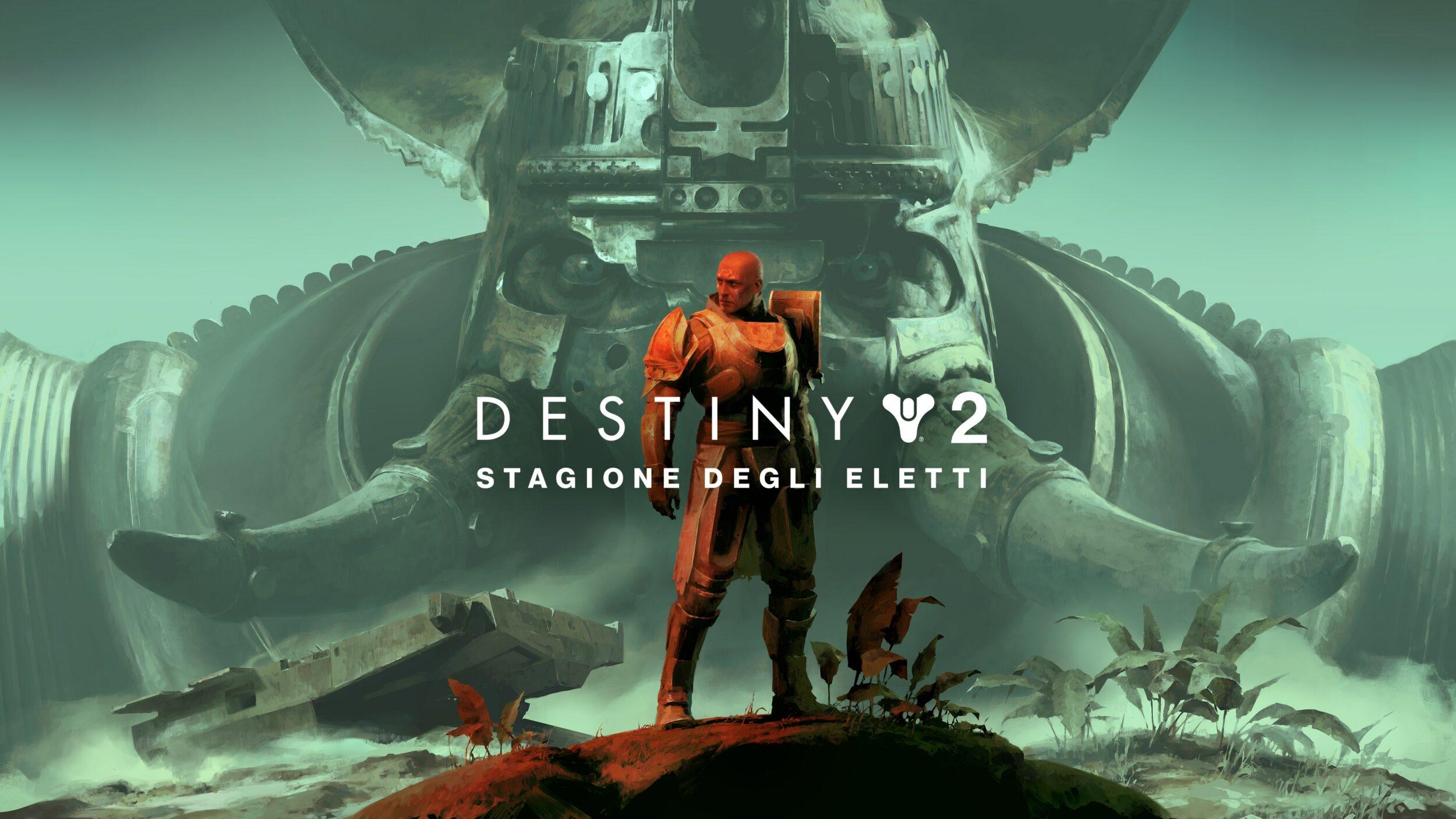 Destiny 2 La Stagione degli Eletti al via dal 9 febbraio: tutte le novità della Stagione 13