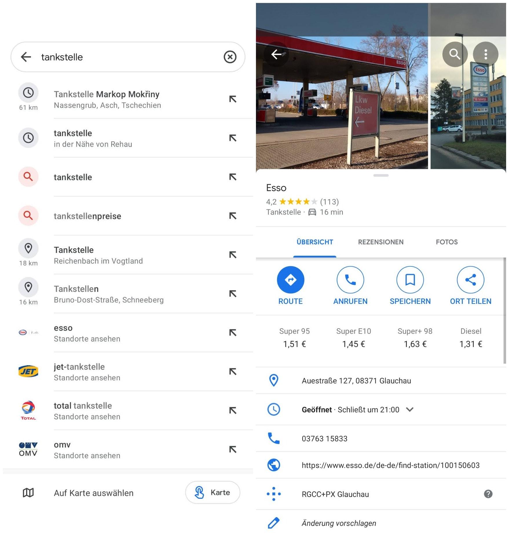google-maps-prezzi-benzina