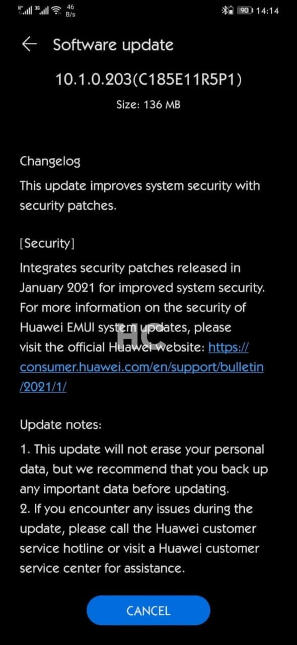 huawei-p30-january-2021-security-update-1