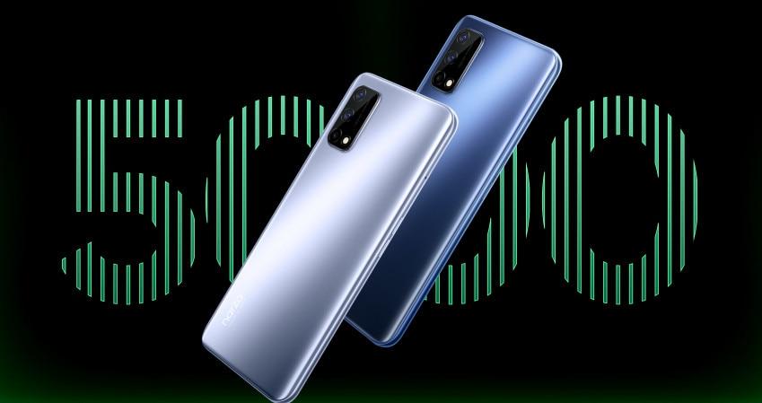 Realme lancia i nuovi Narzo 30A e Narzo 30 Pro 5G: ecco le specifiche tecniche (foto)