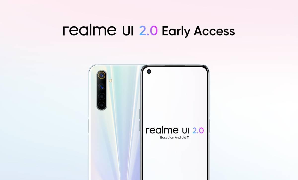 La Realme UI 2.0 e Android 11 sbarcano in versione stabile su Realme X, 6 e 6i