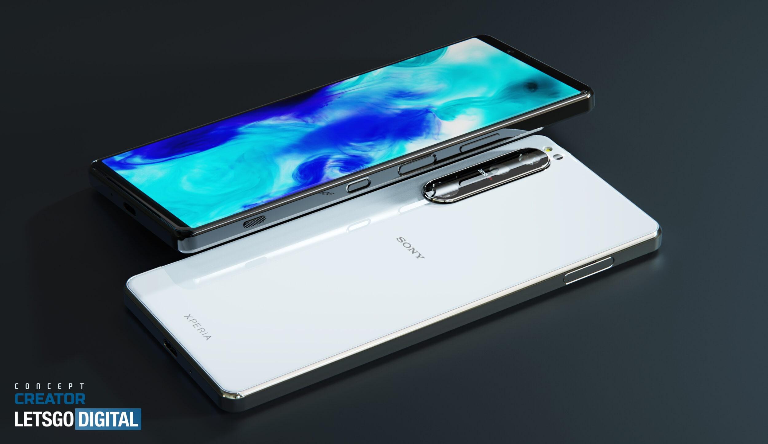 Ammirate il design di Sony Xperia 1 III: per gli amanti del classico (foto)