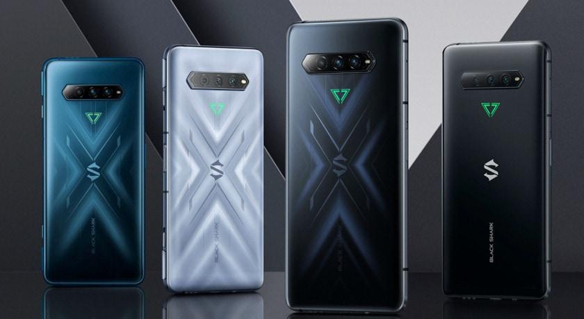 Black Shark 4 e 4 Pro ufficiali: gli smartphone che renderanno felici i gamer (foto)