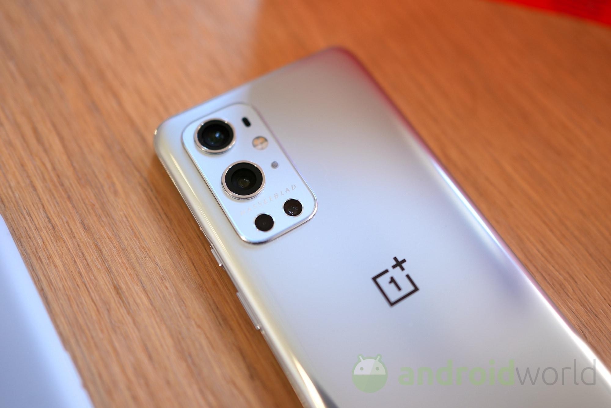 Bug su OnePlus 9 / 9 Pro: anche voi siete a corto di storage senza motivo? (foto)