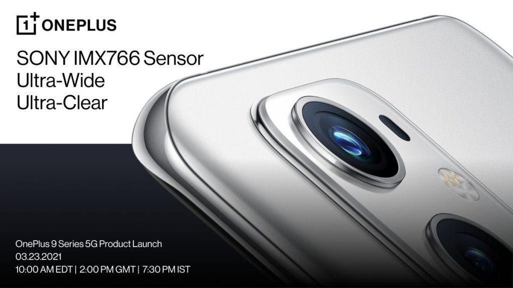 OnePlus 9 Pro sceglie Sony!