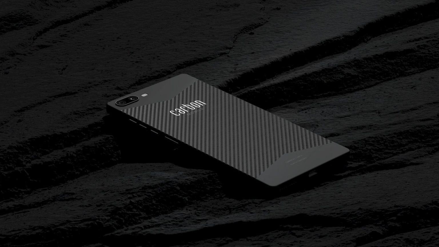 Carbon 1 MK II è il primo smartphone in …