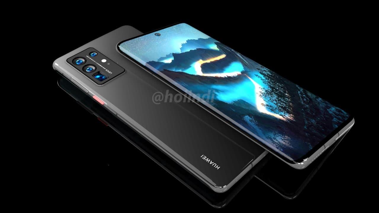 La famiglia di Huawei P50 sarà affiancata da una gradita sorpresa (spoiler: un tablet!) (foto)