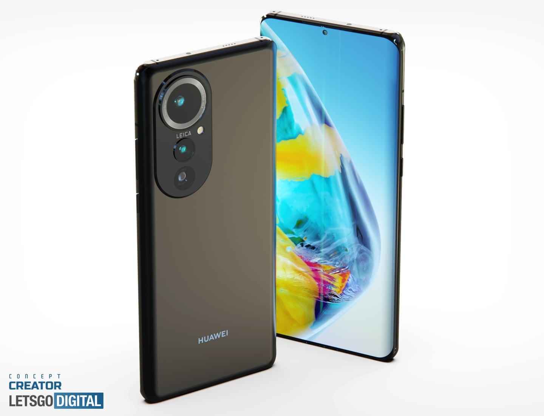 Il design di Huawei P50 Pro: la fotocamera sarà protagonista, ma non l'unica (video e foto)