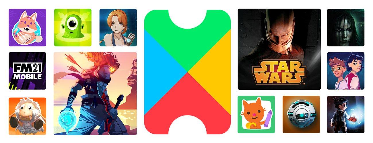 Ecco tutte le novità del mese di marzo per Google Play Pass